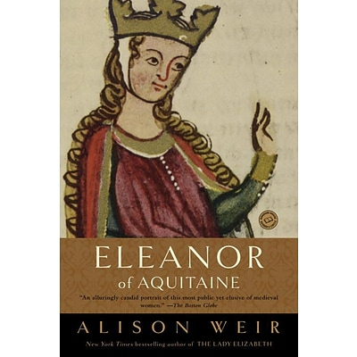 Random House Eleanor of Aquitaine Book