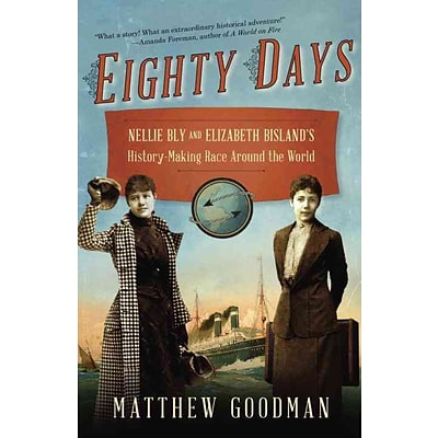 Random House Eighty Days Book
