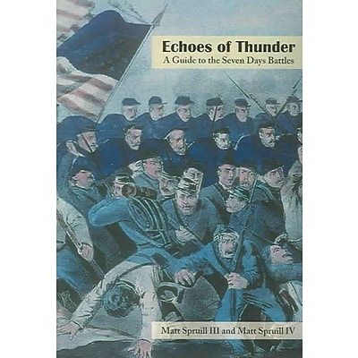 University of Tennessee Press Echoes of Thunder Book