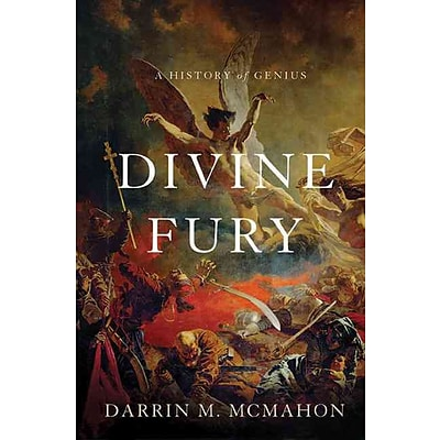 PERSEUS BOOKS GROUP Divine Fury Hardcover Book