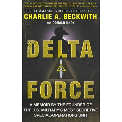 HARPERCOLLINS Delta Force Book