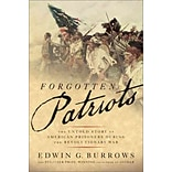 Forgotten Patriots Paperback Book
