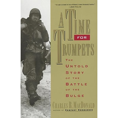HARPERCOLLINS A Time for Trumpets Book