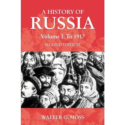 ANTHEM PR® A History of Russia Volume 1 Book