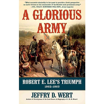 Simon & Schuster A Glorious Army Paperback Book
