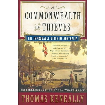 Random House A Commonwealth of Thieves Book