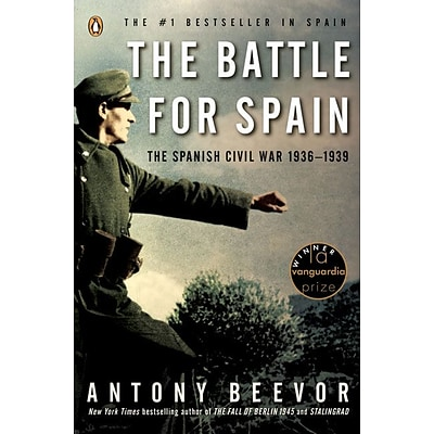 PENGUIN GROUP USA The Battle for Spain Paperback Book