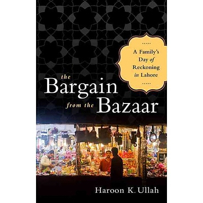 PERSEUS BOOKS GROUP The Bargain from the Bazaar Hardcover Book