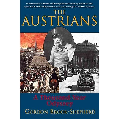 PERSEUS BOOKS GROUP The Austrians Paperback Book
