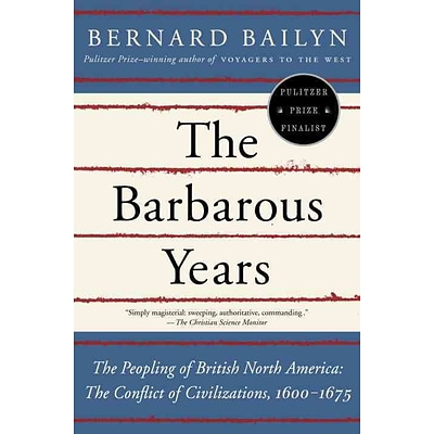 Random House The Barbarous Years Paperback Book