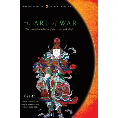 PENGUIN GROUP USA The Art of War: The Essential Translation of the Classic Book... Paperback Book