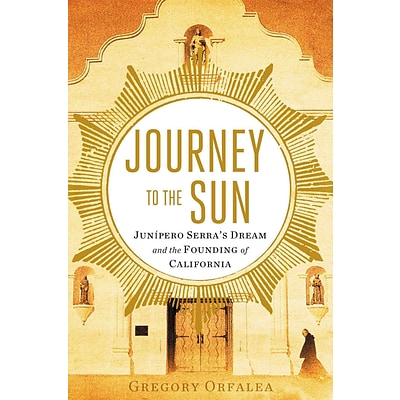 Simon & Schuster Journey to the Sun Hardcover Book