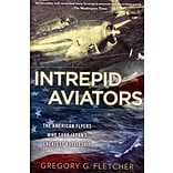 Intrepid Aviators Paperback Book