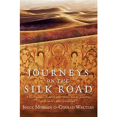 Globe Pequot Press Journeys on the Silk Road Book