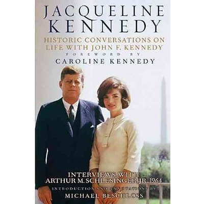 Hyperion Books Jacqueline Kennedy: Historic Conversations on Life with... Hardcover Book