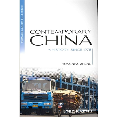 JOHN WILEY & SONS INC Contemporary China Paperback Book