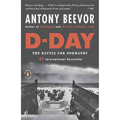 PENGUIN GROUP USA D-Day Paperback Book