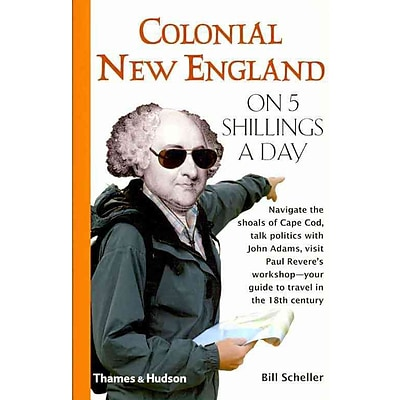 W. W. Norton & Company Colonial New England on 5 Shillings a Day Paperback Book