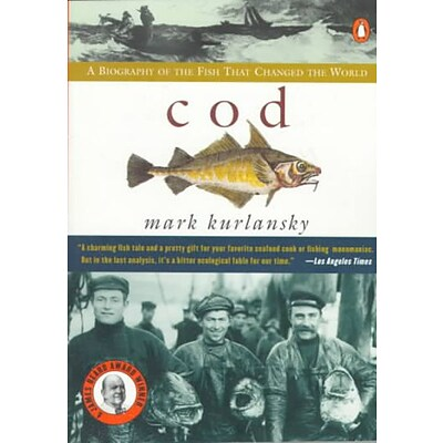 PENGUIN GROUP USA Cod: A Biography of the Fish that Changed the World Paperback Book