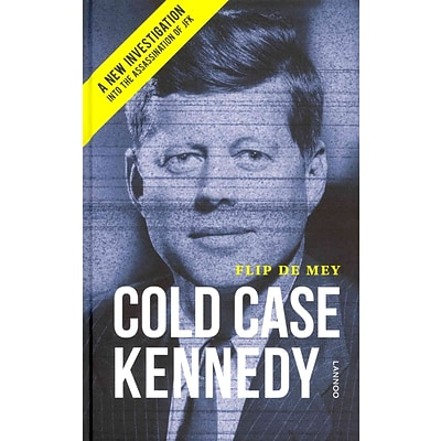 ANTIQUE COLLECTORS CLUB LTD Cold Case Kennedy Hardcover Book