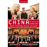 China in the 21st Century Paperback Book