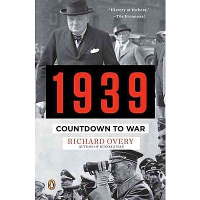 PENGUIN GROUP USA 1939: Countdown to War Paperback Book