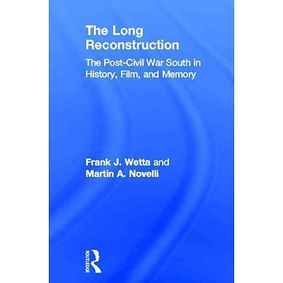 TAYLOR & FRANCIS The Long Reconstruction Hardcover Book