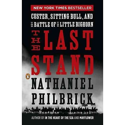 PENGUIN GROUP USA The Last Stand Paperback Book