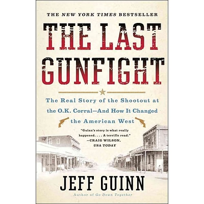 Simon & Schuster The Last Gunfight Paperback Book