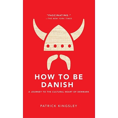 Simon & Schuster How to Be Danish Hardcover Book