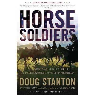 Simon & Schuster Horse Soldiers Paperback Book