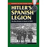 Hitlers Spanish Legion Paperback Book