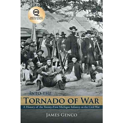 AUTHOR SOLUTIONS Into the Tornado of War Paperback Book