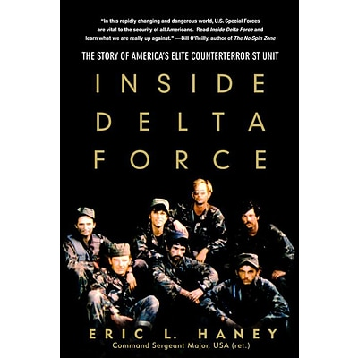 Random House Inside Delta Force Book