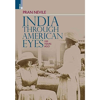 MIDPOINT TRADE BOOKS INC India Through American Eyes Book