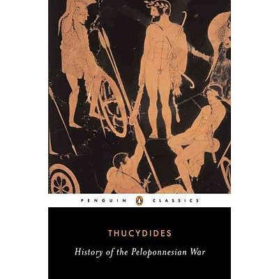 PENGUIN GROUP USA History of the Peloponnesian War Paperback Book