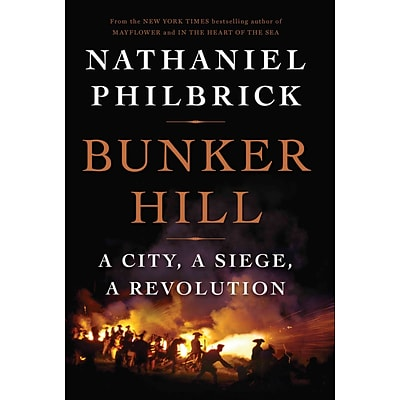 CHRISTIAN LARGE PRINT Bunker Hill Paperback Book