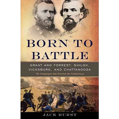 PERSEUS BOOKS GROUP Born to Battle Hardcover Book