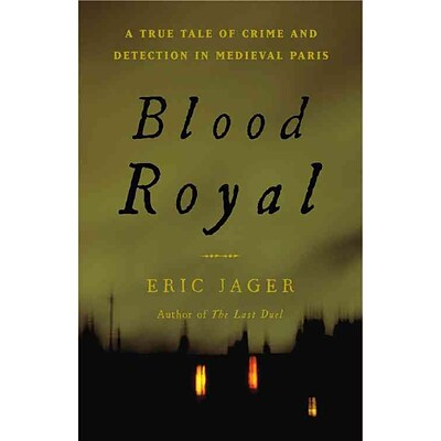 Little Brown & Co Blood Royal Hardcover Book