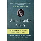 Anne Franks Family Book