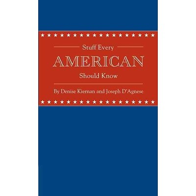 Random House Stuff Every American Should Know Book