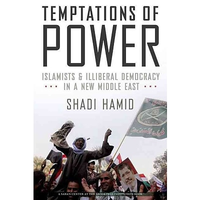 Oxford University Press Temptations of Power Hardcover Book