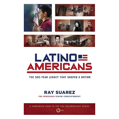 PENGUIN GROUP USA Latino Americans Paperback Book