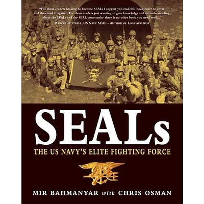 OSPREY PUB CO SEALs: The US Navys Elite Fighting Force Book