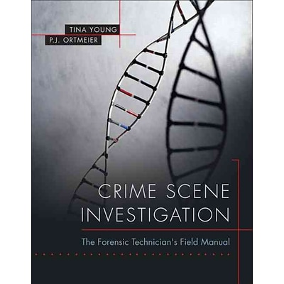 Pearson College Div Crime Scene Investigation Book