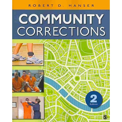 Sage Community Corrections Book