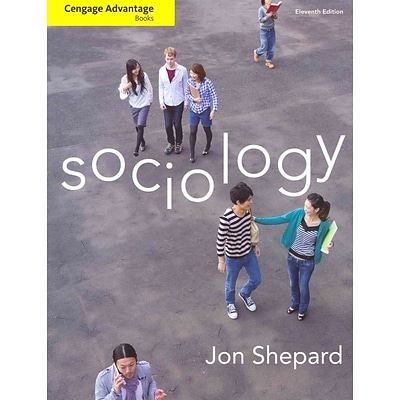 CENGAGE LEARNING® Sociology 11th Edition Book