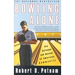 Bowling Alone Book