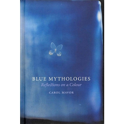 Univ of Chicago Pr Blue Mythologies Book