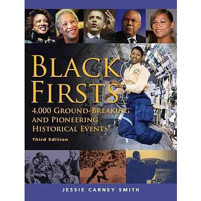 PGW® Black Firsts Book